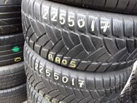 Part worn tyres / winter tyres / sets & pairs / london barking / 07961201205