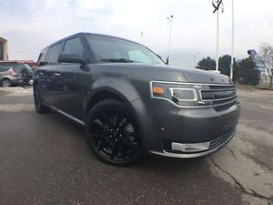 2016 Ford Flex Limited W/Ecoboost+Low Kms!!