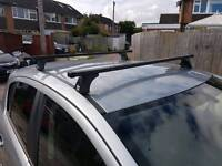 Roof Rack for a Vauxhall Corsa