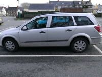 Vauxhall Astra 2008 Diesel 1.2L Manual 5 doors CLUB CDTI - needs attention