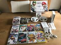 Nintendo Wii Bundle with Balance Board
