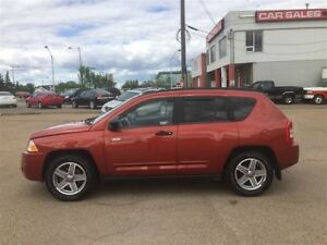 2008 Jeep Compass $1000 rebate ends June 30