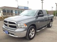 2013 Ram 1500 NOTHING LIKE A HEMI TEST DRIVE TODAY 34000 KM'S