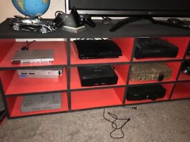 Games console collection