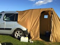 Caranex H4TL boot awning annex for car/van4WD