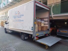 REMOVAL/FLAT MOVE FROM £15/VAN HIRE/LUTON VAN/ MAN AND VAN /RECYCLE/RUBBISH CLEARANCE/DELIVERY