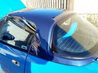 Mazda MX5 Eunos mk1, 2 & 2.5 HRW hardtop