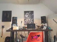4 X Acoustic Panels Studio Absorption Bass Treatment Adam Genelec Yamaha KRK JBL PreSonus Monitor