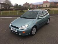⭐️Ford Focus 1.6 zetec⭐️ONLY 43,000 MILES