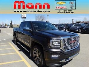 2016 GMC Sierra 1500 Denali -  Remote start, Tow package, Leathe