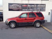2006 Ford Escape XLT V6 ALLOYS LOADED *CERTIFIED*