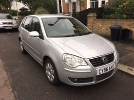 Volkswagen polo 56 plate very good condition very low mileage