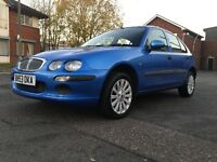 ROVER 25 2004 (53) 1.4 12MONTHS MOT 1 OWNER FULL V5 LOTS OF SERVICE HISTORY REALLY AMAZING CAR