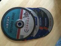 9 inch grinder discs