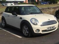 MINI ONE 200 (08 REG)*£2999*LOW MILES*LONG MOT*SERVICE HISTORY*PX WELCOME*DELIVERY