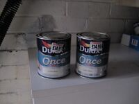 Paint selection of quality paint