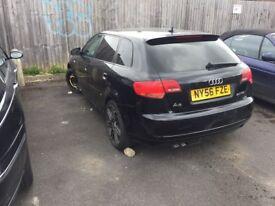 Audi A3 black edition (£1000)