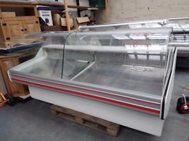 Serve Over Counter Display Fridge Meat Chiller 240cm (7.8 feet) ID:T2314