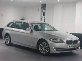 62 REG 2012 BMW 520 DIESEL ESTATE NEW SHAPE - FULL BMW SERVICE HISTORY - REVERSE CAMERA - PX WELCOME