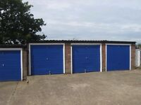 GARAGES AVAILABLE NOW: Grange Road Romford RM3 7DU - ideal for storage