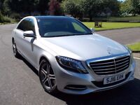 S Class Mercedes - Stanelydrive Chauffeur Services
