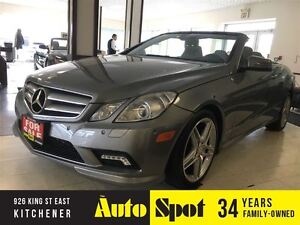 2011 Mercedes-Benz E-Class E550/ A VERY DESIRABLE CAR!