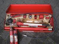 Clarke Strongarm 10 Ton Body Repair kit