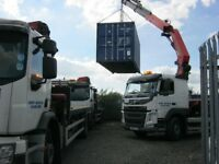 """NEW 20ft Shipping Container's For Sale Scotland """"IN STOCK NOW"""" site storage portable cabin"""