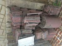 Roof tiles - Redlands - Concrete Red