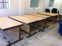 Free Bulk office furniture - urgent collection needed!