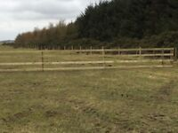 Groundworks slabbing fencing building work turfing driveway riding schools stables access roads