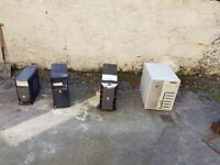 4 DELL SERVERS FROM NOVELL TO SBS 2003