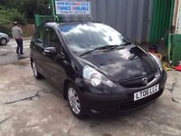 HONDA JAZZ SE CVT AUTOMATIC, 29400 GENUINE MILES, FULL SERVICE HISTORY, HPI CLEAR, FINANCE AVAILABLE