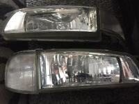 Impreza headlights