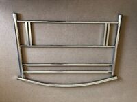 Chrome headboard for double bed