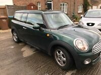 Mini Clubman Cooper D - British Racing Green 1.6 - VGC - For Sale £3995 - Open To Offers