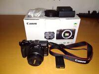 [Still available] Canon EOS M3 24.0MP Digital Camera - Black (Kit w/ 18-45mm EF-M IS STM Lens)