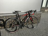 Road bike for sale Cube Pelotan Race great condition one owner