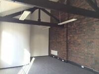 SECOND FLOOR STUDIO OFFICE TO LET WITH PERIOD FEATURES EXPOSED BRICKWORK AND HIGH CEILINGS MUST SEE