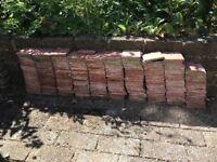 Reclaimed Quarry Tiles 2.4m