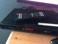 Hitachi 320gb freeview+ recorder