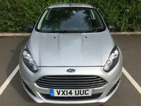 *NO VAT* 2014 Ford Fiesta Van 1.5 TDCi Trend with Air Con, Rare Model