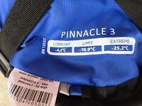 SLEEPING BAG NORTH RIDGE PINNACLE 3+SEASONS NOT JUST SUMMER 3 SEASONS SEE ALL PHOTOS. £15