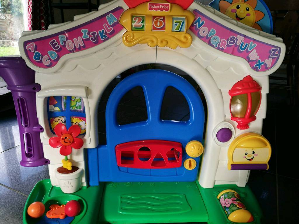 Fisher Price Laugh And Learn Door In Consett County Durham Gumtree