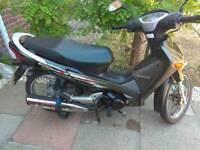 Honda innova 125i 09 £850 ono