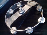 Hi-Hat Tambourine
