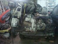 Complete 2003 Renault Clio Engine and Gearbox