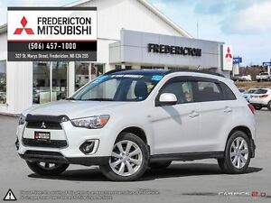 2015 Mitsubishi RVR GT! REDUCED! AWD! LEATHER! SUNROOF!