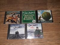 5 x the saw doctors cd albums / singles