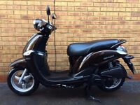 Yamaha DELIGHT 115cc *IMMACULATE, FSH & LOW MILES*